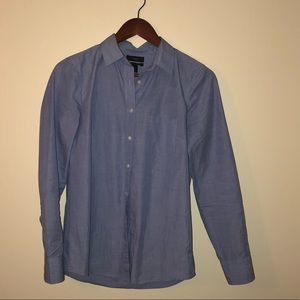 J. Crew Perfect Button Up